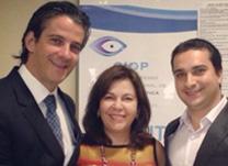 Prêmio de melhor trabalho no XXI Congresso Internacional de Oculoplástica
