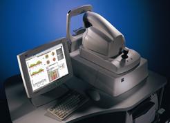 IOL - Blog - Edema de Papila - Tomografia de coerência óptica