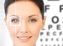 Você sabia que Cirurgia Refrativa promove a correção da miopia, astigmatismo, hipermetropia e presbiopia ?
