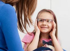 Escolha corretamente o óculos para o seu filho