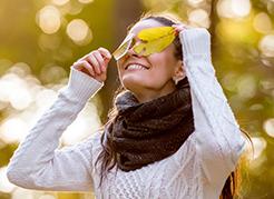 Instituto de Olhos Limongi - Blog - Cuidados com os olhos no outono