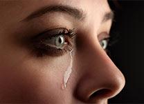 Olhos lacrimejando o que pode ser?