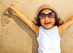Hospital de Olhos Limongi - Blog - Crianças Oculos Escuros