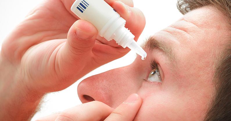 Hospital de Olhos Limongi - Blog - Usar colírio sem indicação médica pode prejudicar sua visão