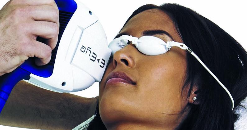 Hospital de Olhos Limongi - blog- tratamento de luz pausada para sindrome do olho seco