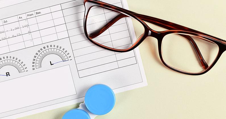 Hospital de Olhos Limongi - Blog - 4 Receita de óculos de grau tem validade; Entenda